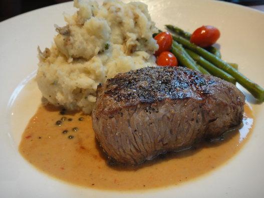 Milestones Top Sirloin Steak