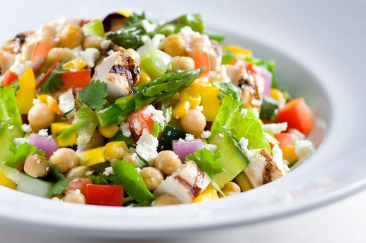 Milestones Chopped Salad