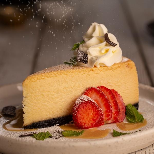 Milestones Cheesecake
